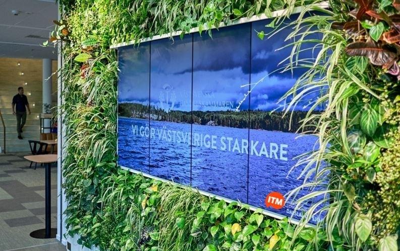 På Västsvenska Handelskammaren i nya Park 49 har vi skapat en funktionell och inbjudande miljö.