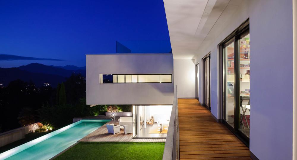 Fensterbau - Holz-Aluminiumfenster