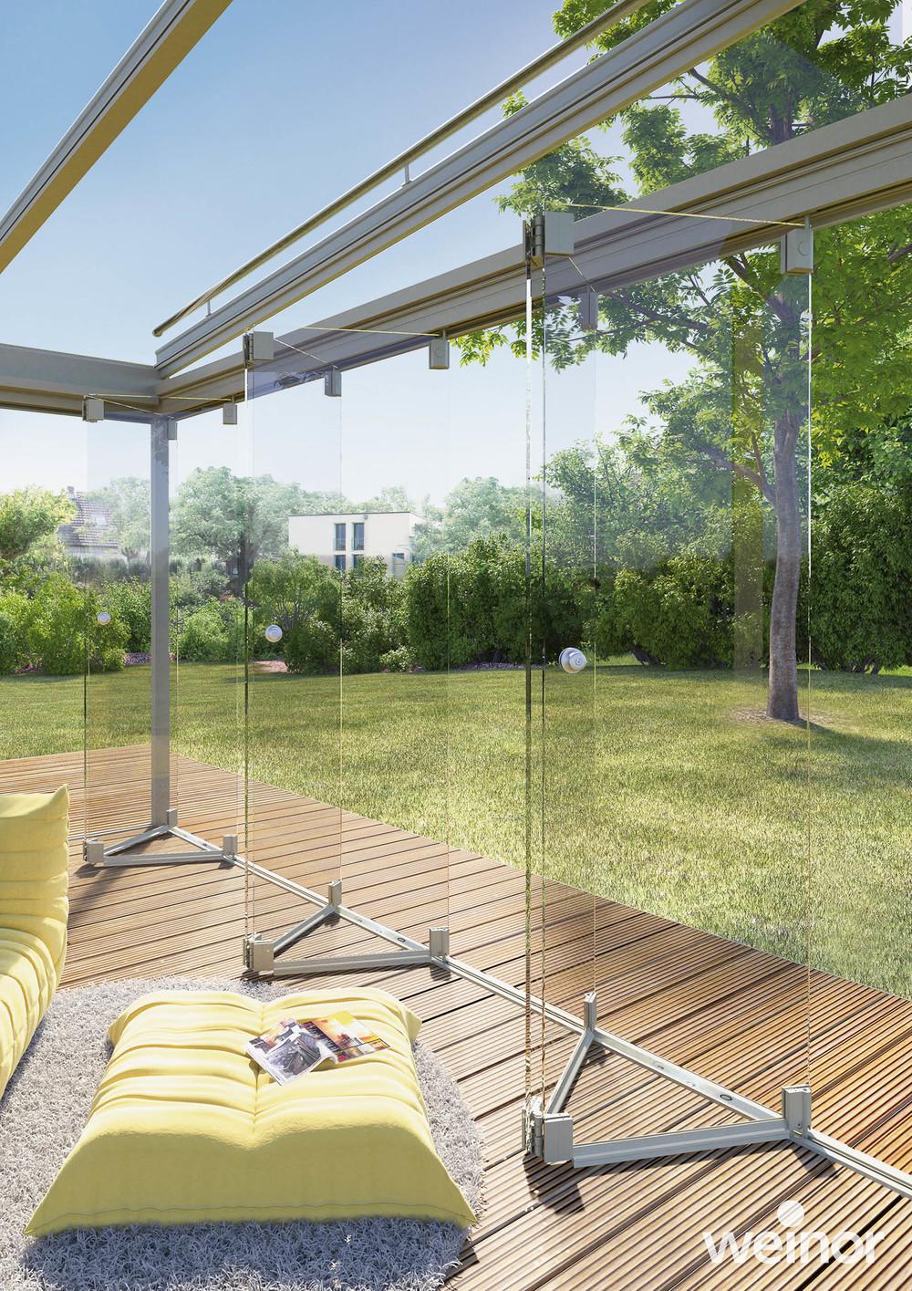 Glasoasen® & Kaltwintergärten