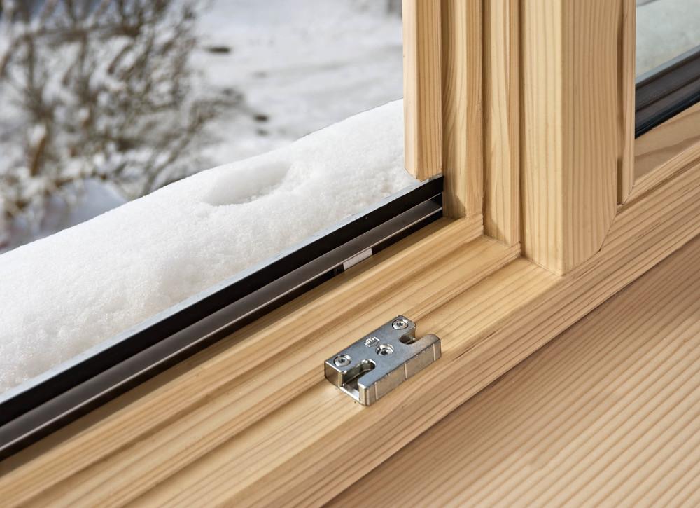 Holzfenster - natürlich schöne Innenseiten