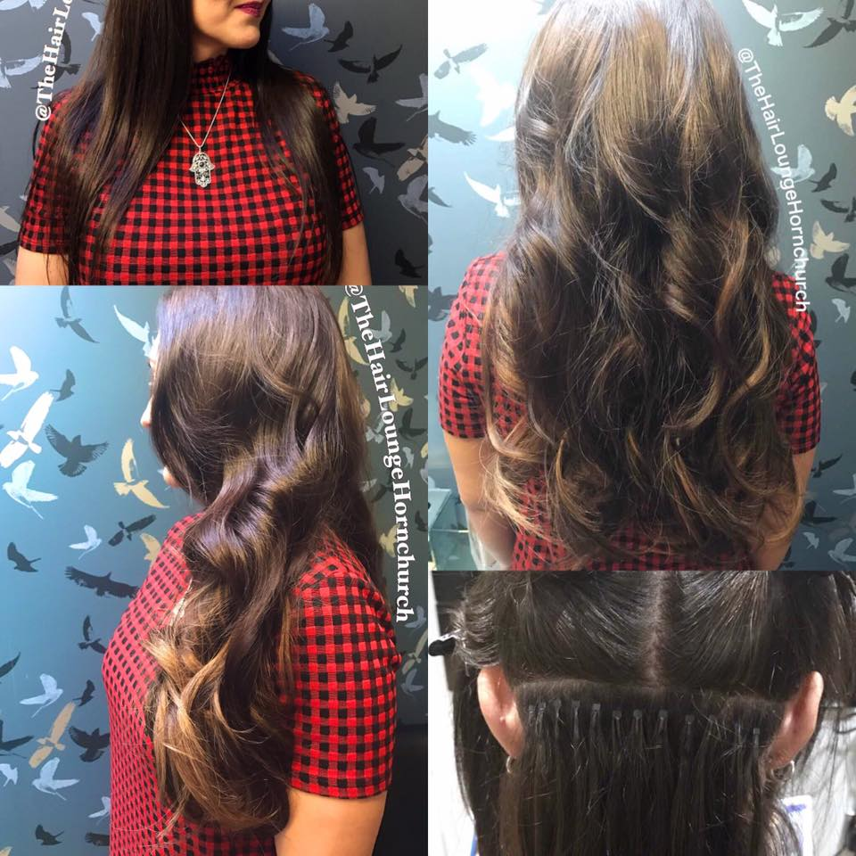 Another Set Of Easilocks Hair Extensions Looking Great Adding Loads