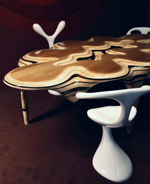 Pangea Dining Table