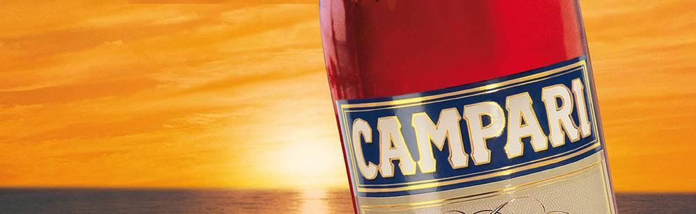 Campari Sommer Kampagne
