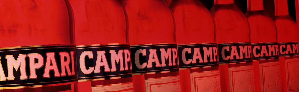 Campari Aperitivo Konzept