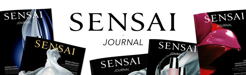 SENSAI Journal Magazin