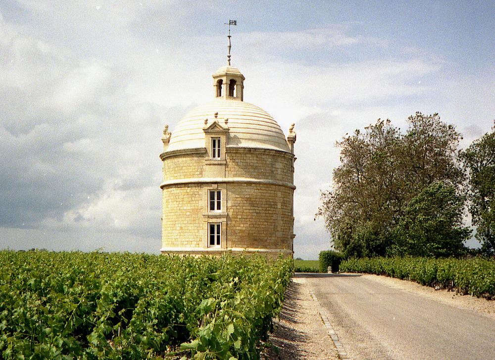 château la tour. foto B. zingg
