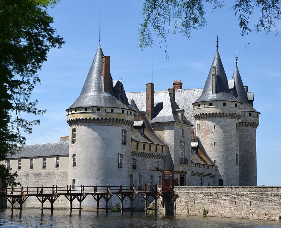 château de sully. foto pline.