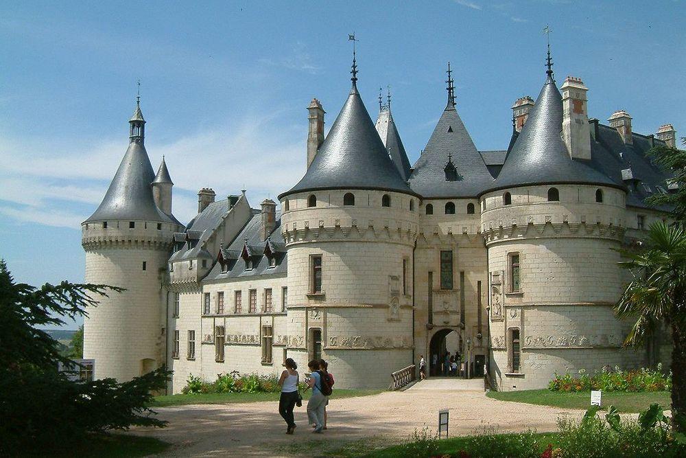 château de Chaumont-sur-loire. foto Christophe Finot