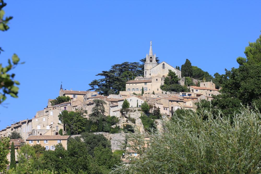bonnieux. foto HOCQUEL Alain - Coll. CDT Vaucluse