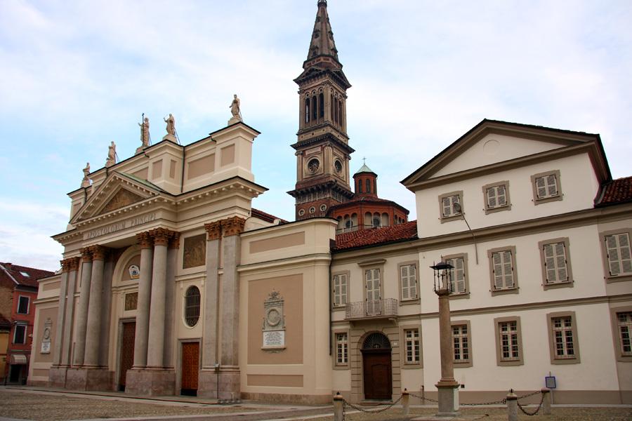 Alessandria, domkyrkan.