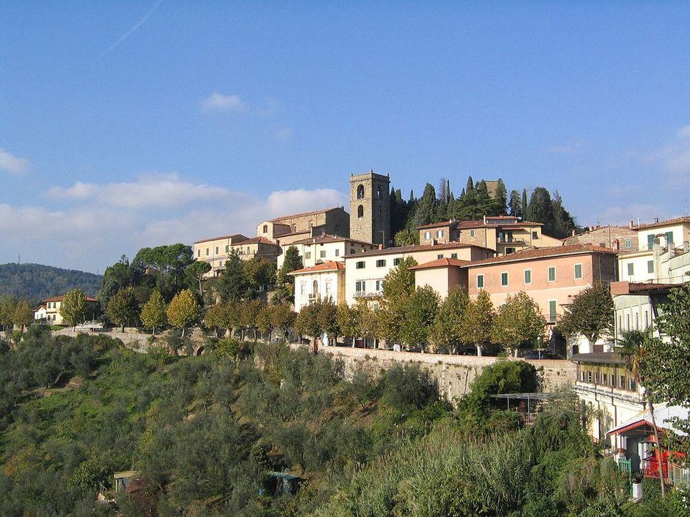 Montecatini. foto Lucarelli