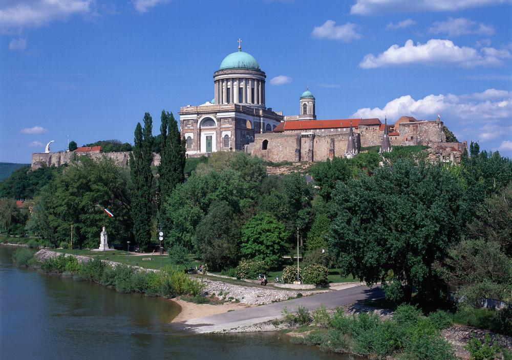 Esztergom Domkyrkan