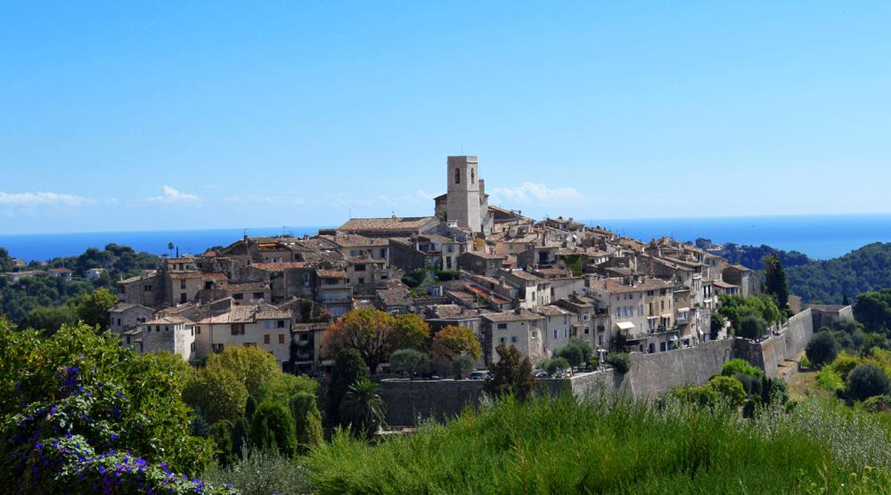 Saint paul de vence. foto CRT Côte d'Azur