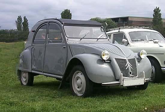 Citroën 2cv. foto t.forsman