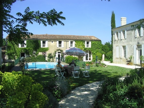 bed & breakfast i st. seurin
