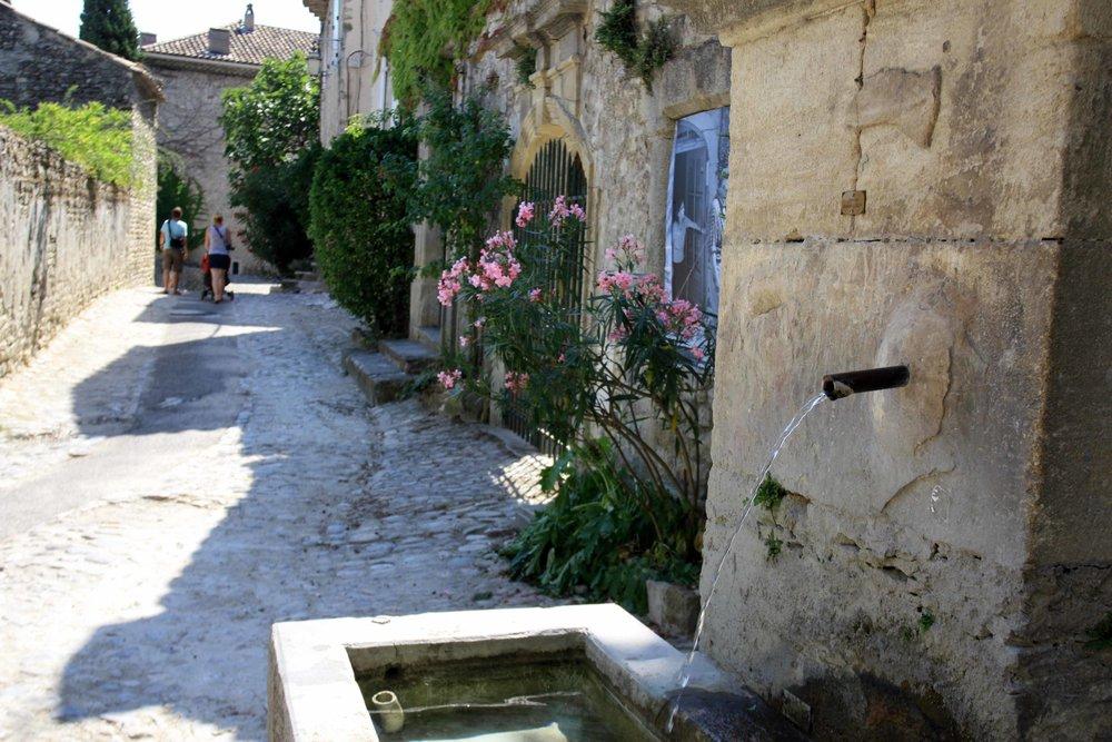 vaison-la-romaine. foto HOCQUEL Alain - Coll. CDT Vaucluse
