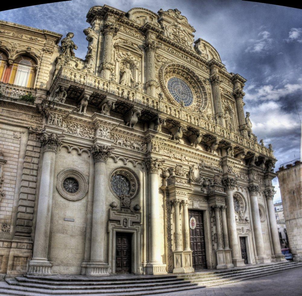 Santa croce lecce foto Paride81