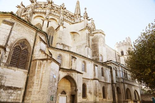 viviers. katedralen