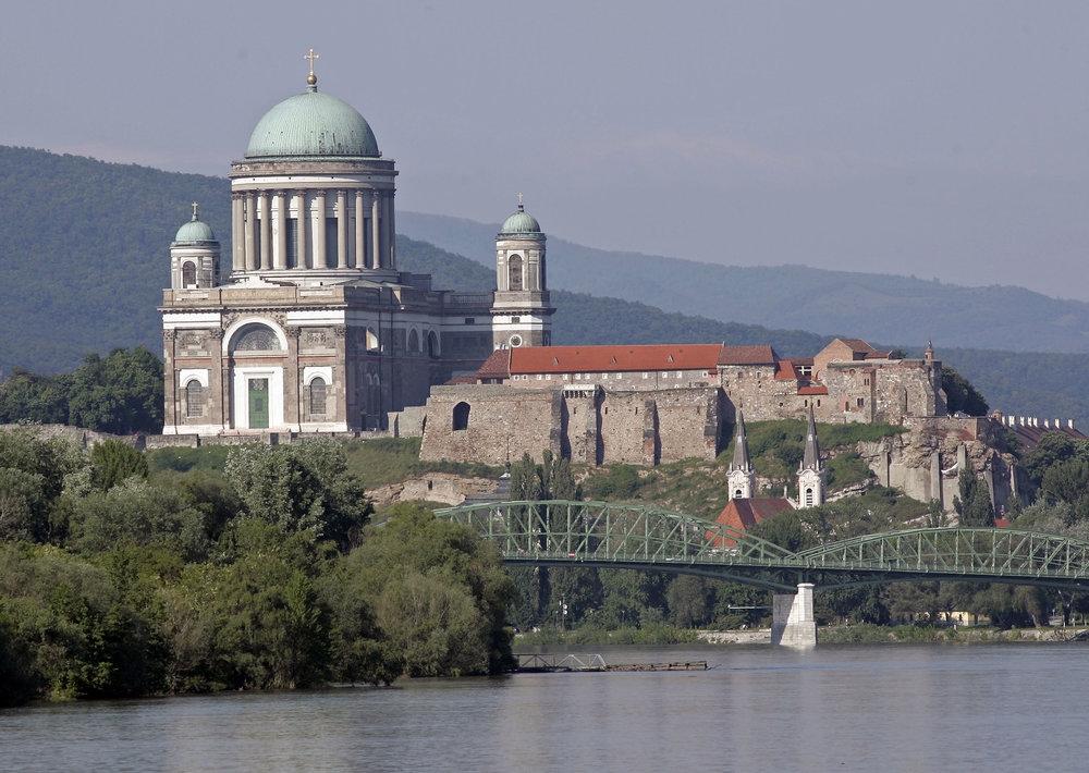 esztergom, katedralen