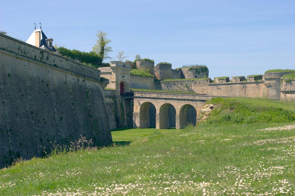 blaye citadellet. foto Olivier Aumage