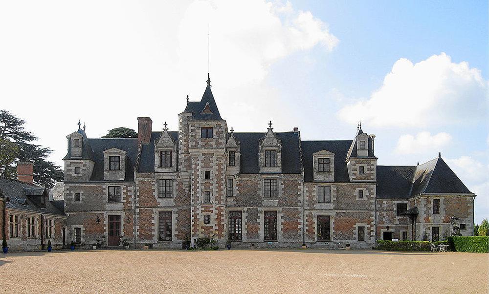 chateau de jallanges. foto celine