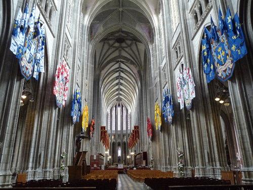 orléans, katedralen. foto lvt.