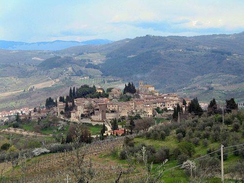 Montefioralle. foto Vignaccia76