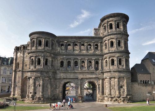 Trier Porta Nigra ©Pixabay