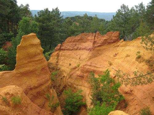Provence Colorado. Foto Chemins du Sud
