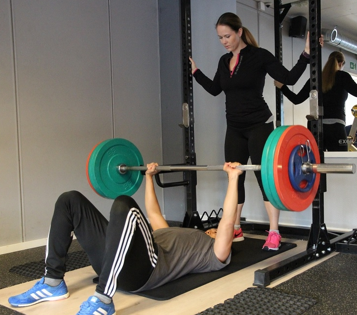 Jeanette Dalseghagen, personal trainer and owner of Basic Fitness (Askøy, Norway)