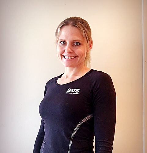 Camilla: Personal trainer & nutritionist