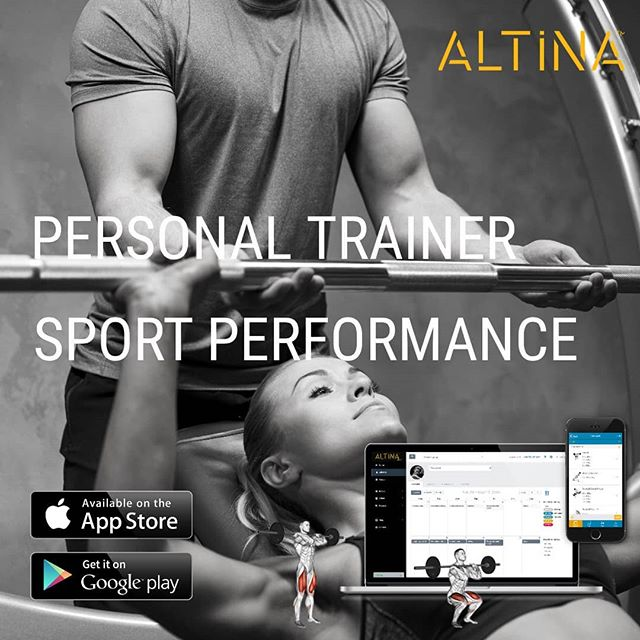 Tired of spreadsheets and handwritten ✍ notes? Tried ALTINA? . . . . #sportsperformance  #personaltrainer #atletizm #athletecoaching #strengthtraining #strengthandconditioning #workoutapp #trainingplan #trainingdiary #athletictrainer #personaltrainers #performancecoaching