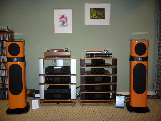 Just For The Record Focal Sopra N2 Hi Fi System At
