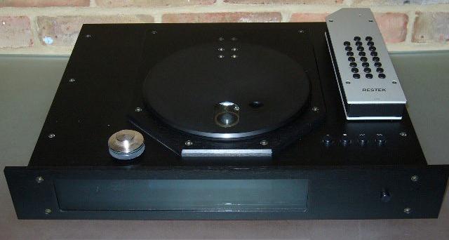 restek concret cd Player £275