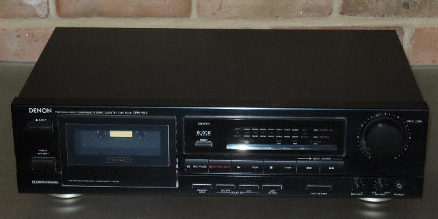 Denon DRM510 cassette £60
