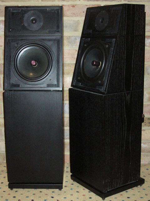 Naim SBL's passive black £750