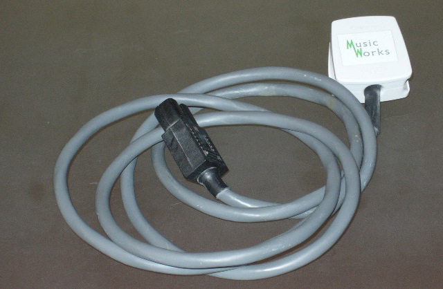 Music Works IEC mains lead £45 x2