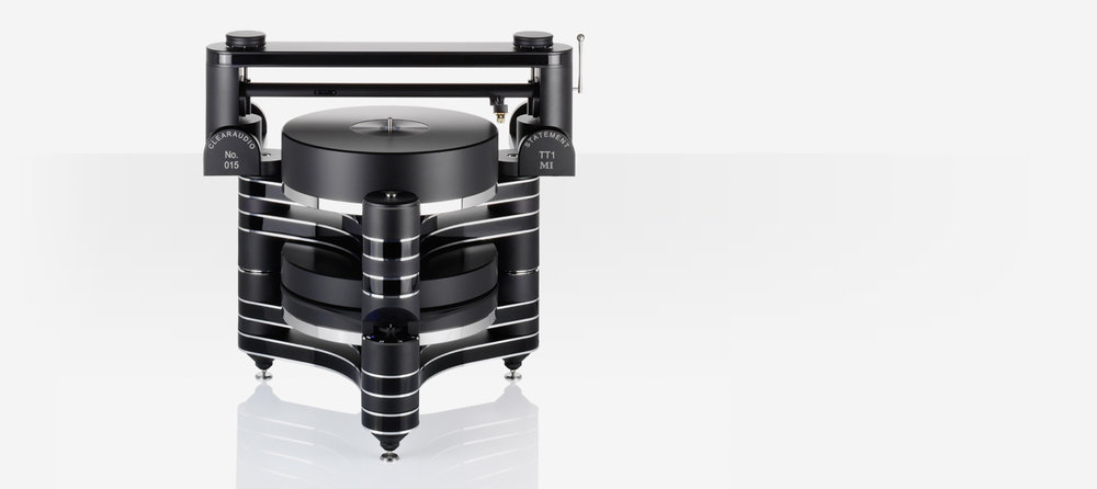 Clearaudio Master Innovation Turntable