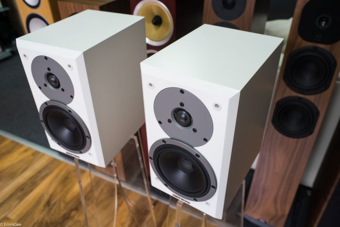 Verbazingwekkend Our New Dynaudio's Emit A Lovely Sound, The New Emit 10's That Is PW-17