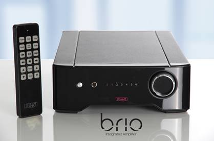 New Rega Brio Integrated amplifier