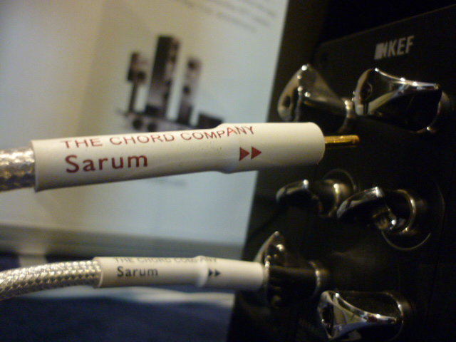 Chord Sarum Super ARAY Speaker Cable