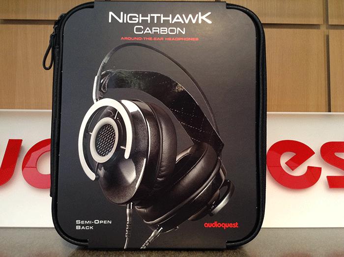 New Audioquest Nighthawk Carbon Headphones — Audio T 3189ccf51827