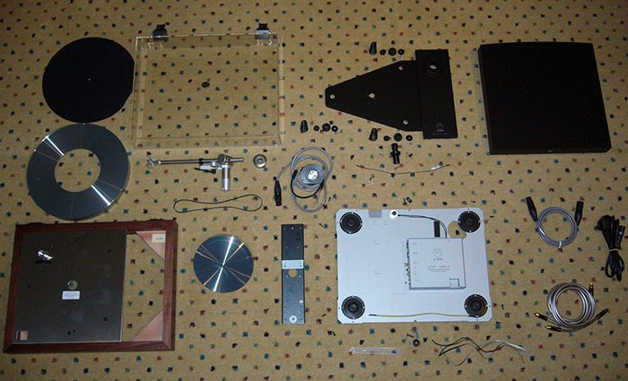 Linn Klimax LP12 Components