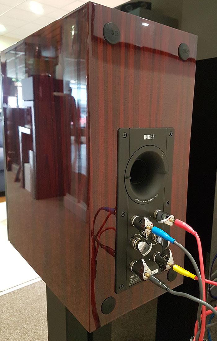 KEF Reference Loudspeakers Now At Audio T Swansea — Audio T