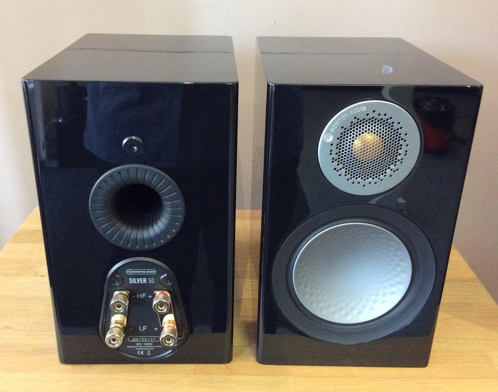 Silver 50 standmount/bokshelf Speaker
