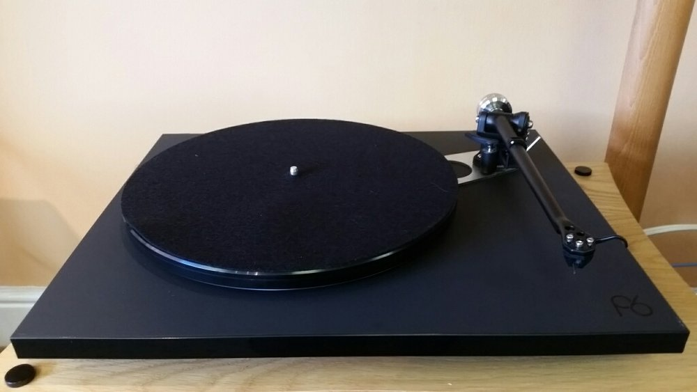 rega planar 6 inc. ania mc cartridge