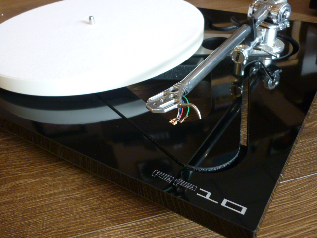 The range topping Rega RP10 record player