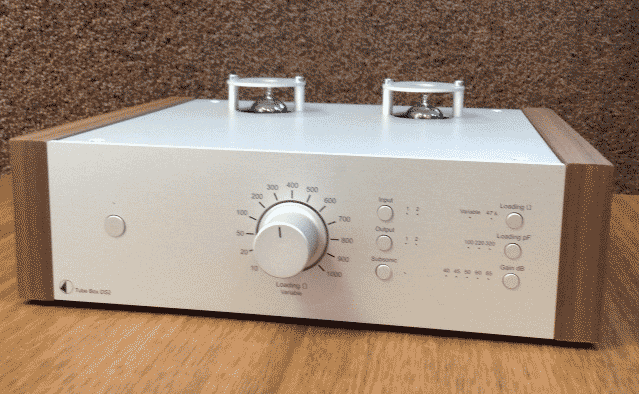 Pro-ject Tube Box DS2 Phono Stage
