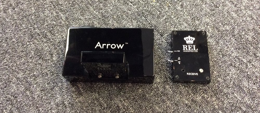 Arrow Wireless Kit for a neat set-up