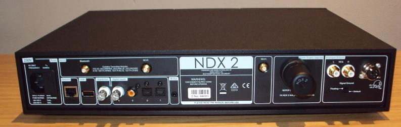 Naim NDX 2 Rear